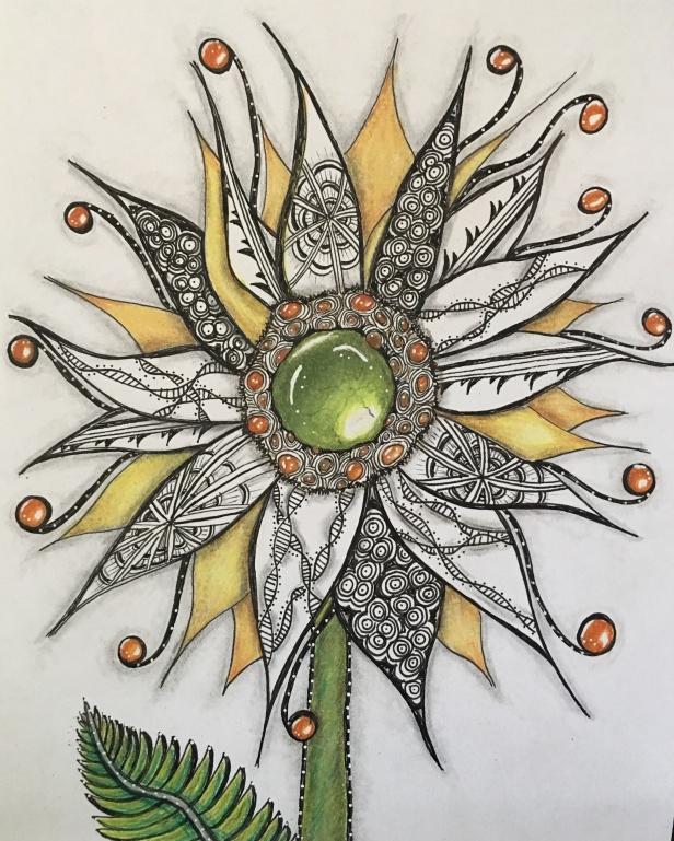Tab Sunflower